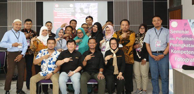 PPDS Forensik Universitas Airlangga Mengirimkan Perwakilan Mengikuti Acara Seminar Fotografi Forensik di Departemen Forensik Universitas Indonesia Tanggal 3 – 4 Agustus 2019 Sebagai Bagian Update Ilmu Pengetahuan Terbaru di Bidang Forensik